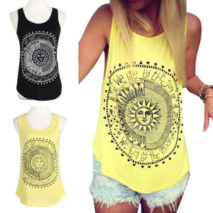 T-shirt Big Sun. 4 colores
