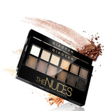 The Nudes Set Maquillaje Mineral Incluye Juego completo de Maquillaje, Ideal Viajes. 9 Sets. - Shoppi Kart