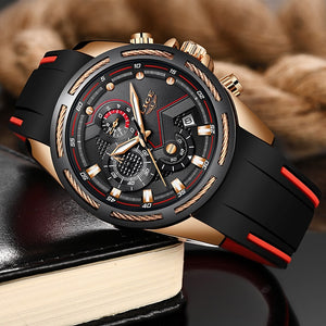Reloj Luxury Unique Sports. 3 diseños