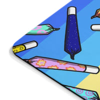 Rainbow Joints Mousepad