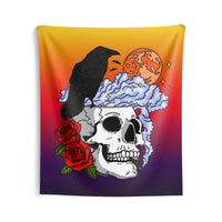 """Stoned to the Bone"" Wall Tapestry"