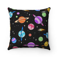 Starry Sky Square Pillow