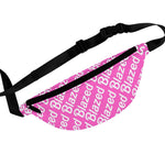 Blazed Fuschia Fanny Pack