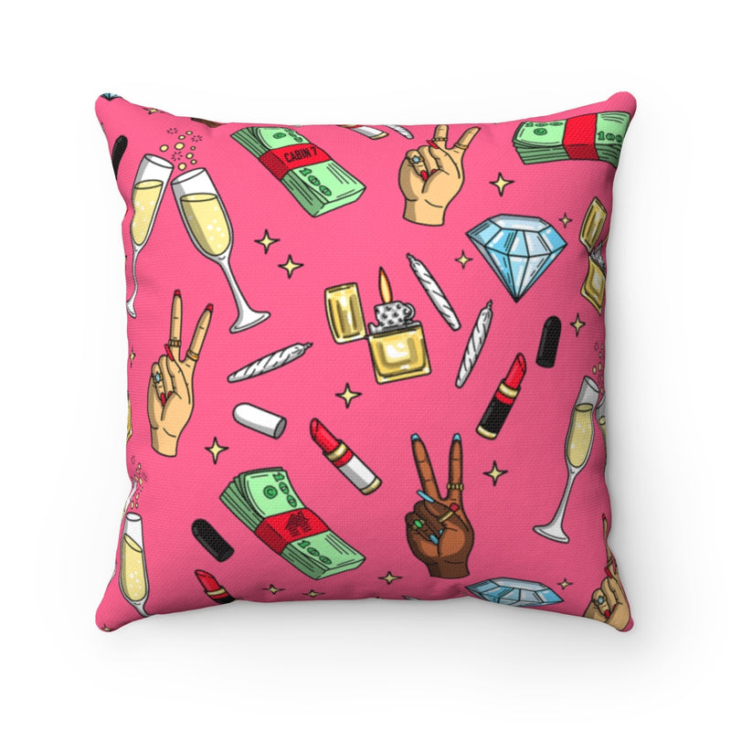 High Class Square Pillow