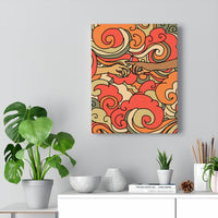 """Joint Custody"" Canvas Print"