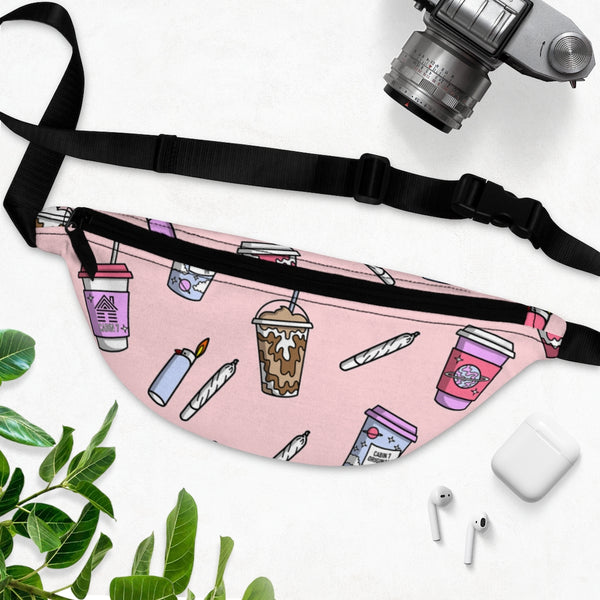 Coffee & Joints Fanny Pack