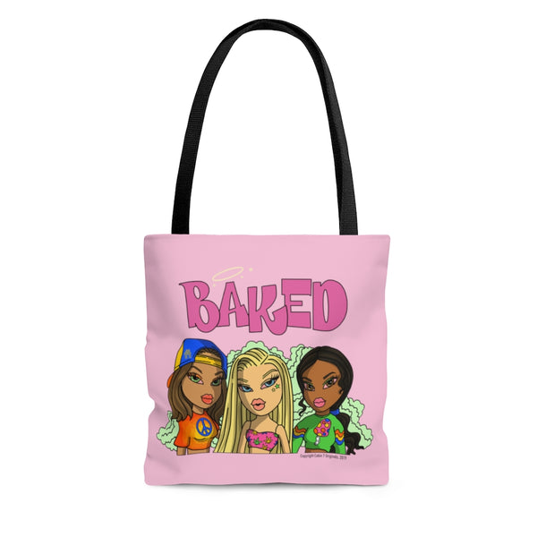 Baked Babes Tote Bag