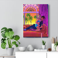 """Dope Together"" Canvas Print"