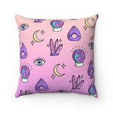 Good Fortune Square Pillow