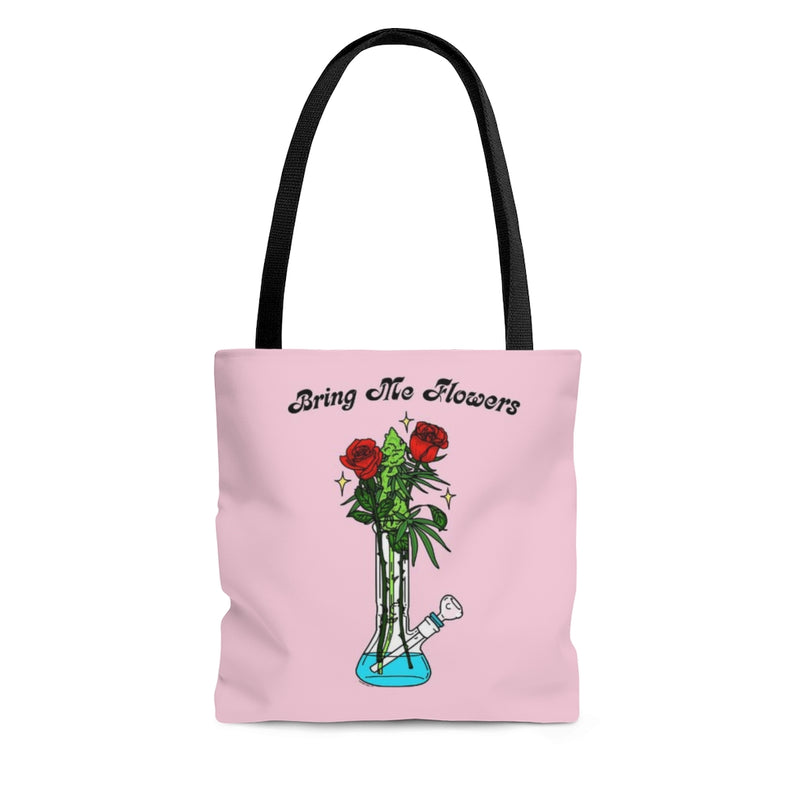 Bring Me Flowers Tote Bag