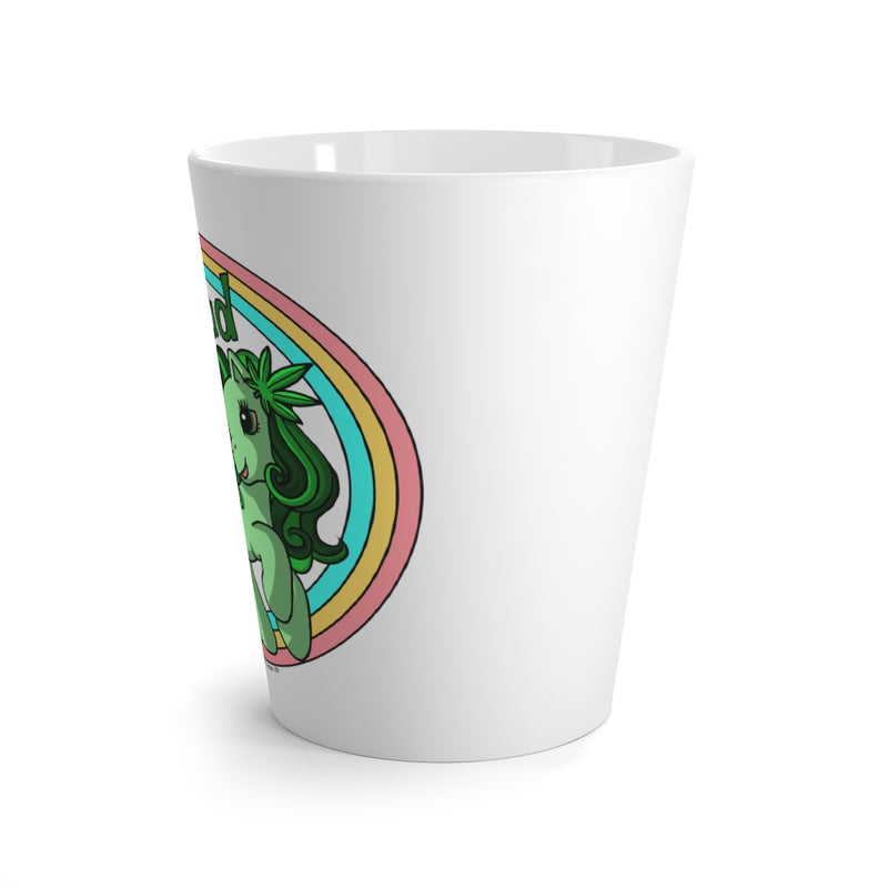 Stoney Pony Latte Mug