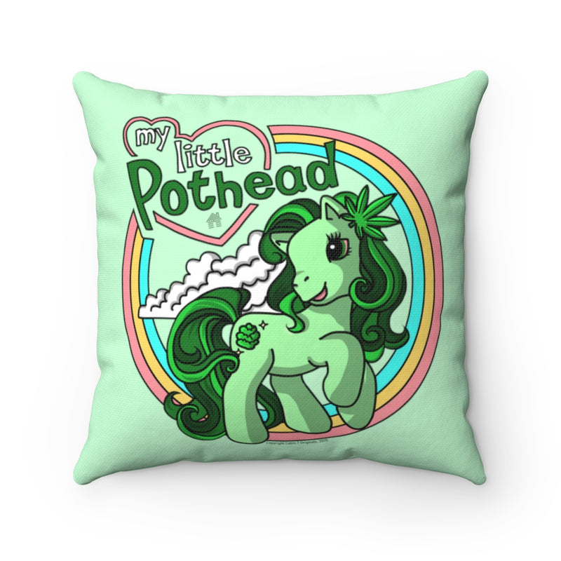 Stoney Pony Square Pillow