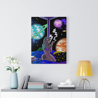 """Personal Space"" Canvas Print"