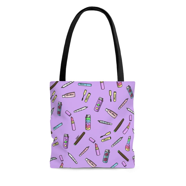 Blazed & Boujee Tote Bag