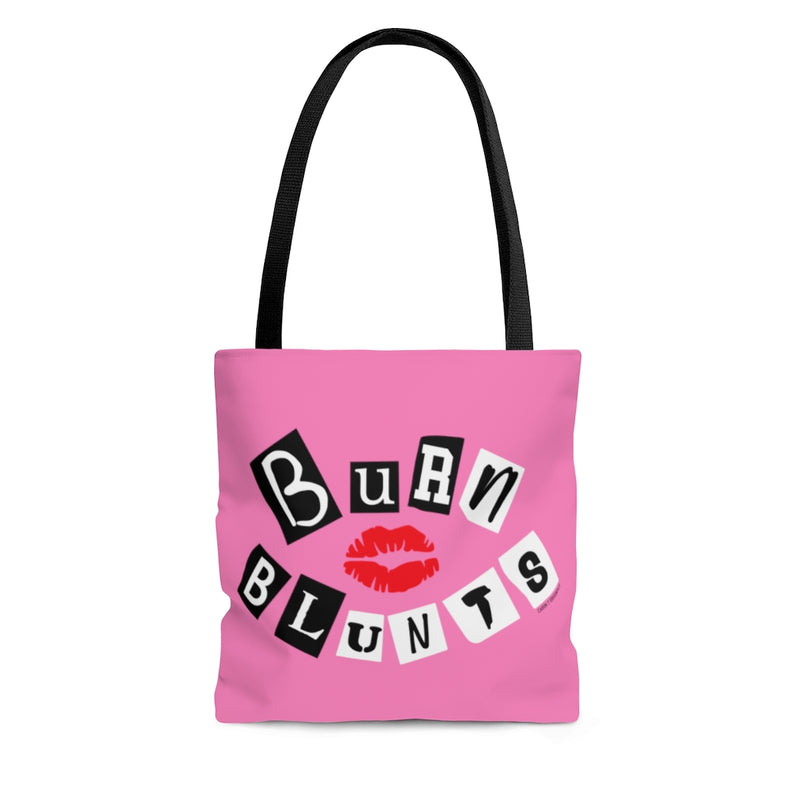 Burn Blunts Tote Bag