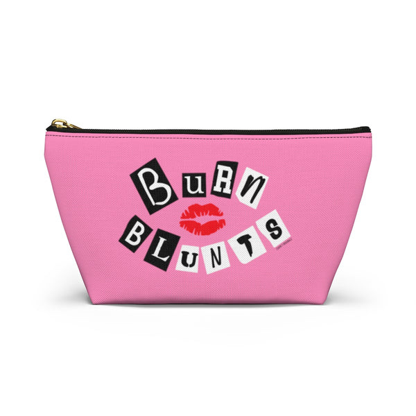 Burn Blunts Zipper Pouch