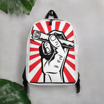 Cigar Art (CIGART) BOTL DEFENDING OUR CULTURE Minimalist Backpack