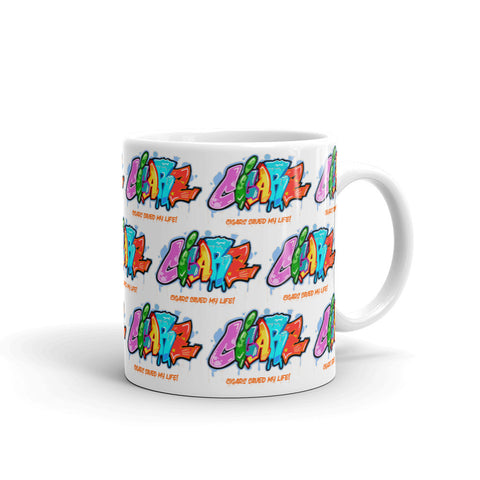 Victms 1975 Heritage - Cigarz Saved My Life All Over Print Mug