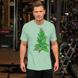 Cigar Art (CIGART) TOBACCO PLANT Short-Sleeve Unisex T-Shirt