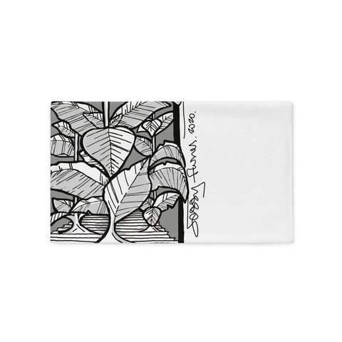 Victms 1975 Heritage - Tobacco Leaf Jessi Flores 2020 Signature Pillow Case