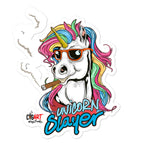 VICTMS 1975 HERITAGE UNICORN SLAYER Bubble-free stickers