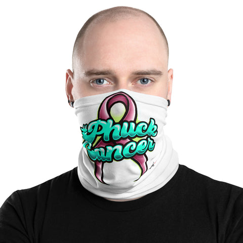 PHUCK CANCER Neck Gaiter