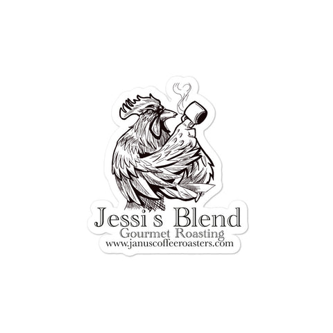 JESSI'S COLLAB SWAG - JESSI'S BLEND Bubble-free stickers