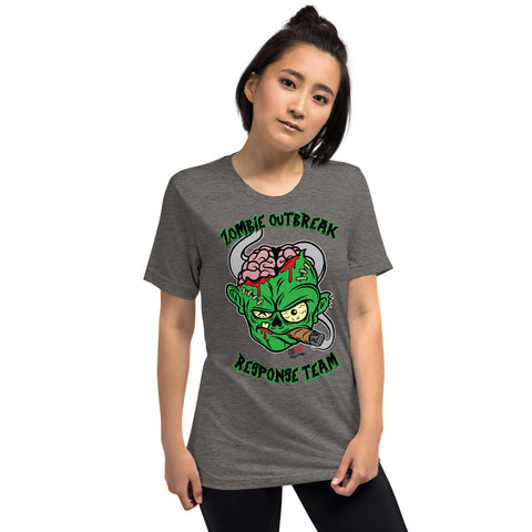 Cigar Art (CIGART) - SOTL Green Cigar Zombie Relaxed Tee