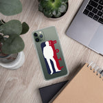 Neal Wollenberg COLLABORATION BEER ART BOTL iPhone Case