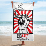 Cigar Art (CIGART) BOTL DEFENDING OUR CULTURE Towel