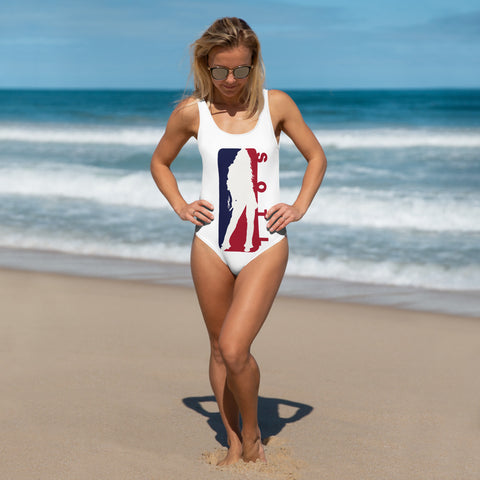 Neal Wollenberg COLLABORATION SOTL One-Piece Swimsuit