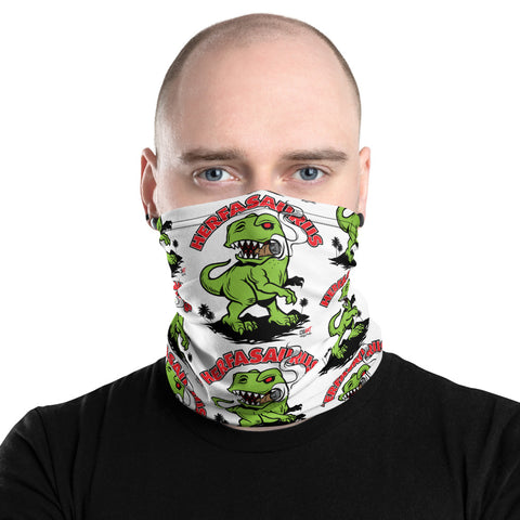 Cigar Art (CIGART) - Herfasaurus Face CoveringNeck Gaiter
