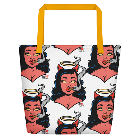 Cigar Art (CIGART) - Cigar Diablita Cigar Stash Bag