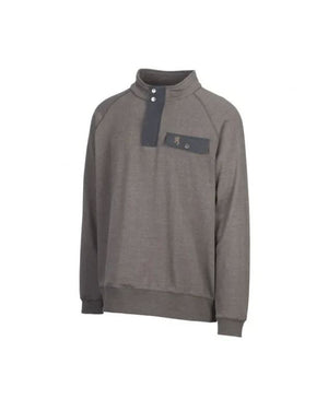 Browning Men's Olive Boulder Sweatshirt