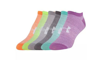 Under Armour Women's Essential LIner Socks - Marl - Medium