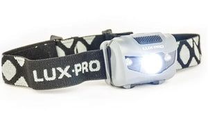 LuxPro Extreme 330 130 Lumen LED Headlamp - Includes Batteries