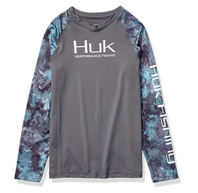 Huk Youth Double Header H7120005-010-YXL