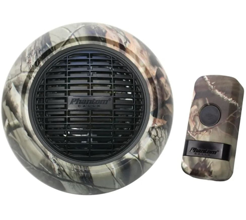 Extreme Dimension Sportsman's Wireless Doorbell Camo with Natural Sounds