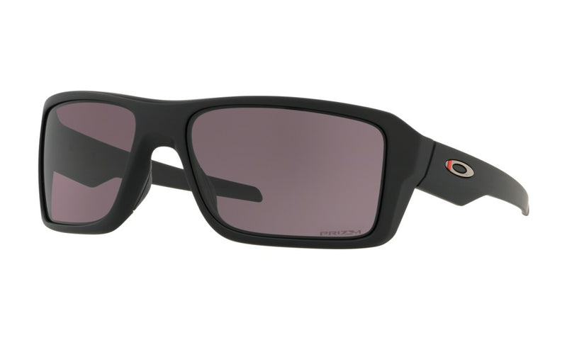 Oakley Men's Standard Issue Double Edge Thin Red Line Collection Sunglasses OO9380-1766