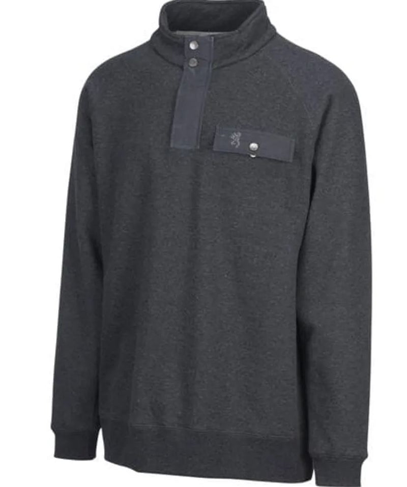Browning Men's Black Boulder Sweatshirt