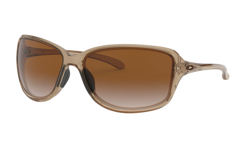 Oakley Women's Cohort Sepia Dark Brown Sunglasses OO9301-02