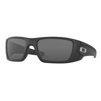 Oakley Men's Fuel Cell Matte Black Sunglasses OO9096-E1