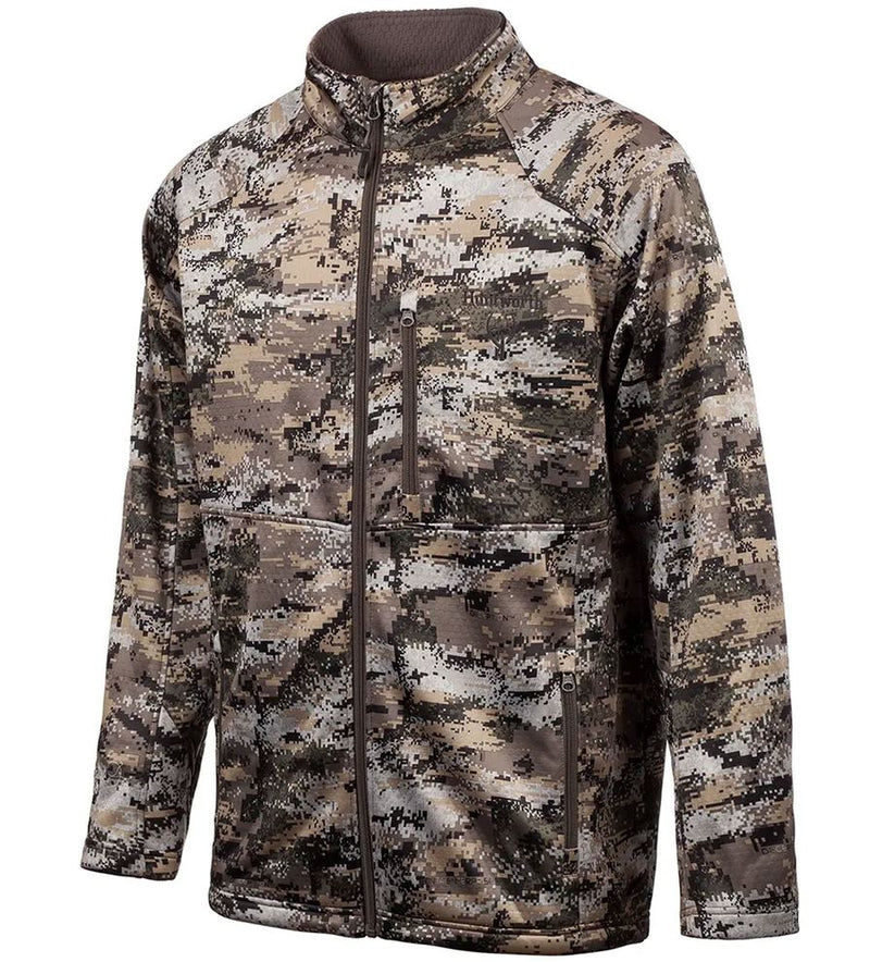Huntworth Men's MId Weight Soft Shell Jacket