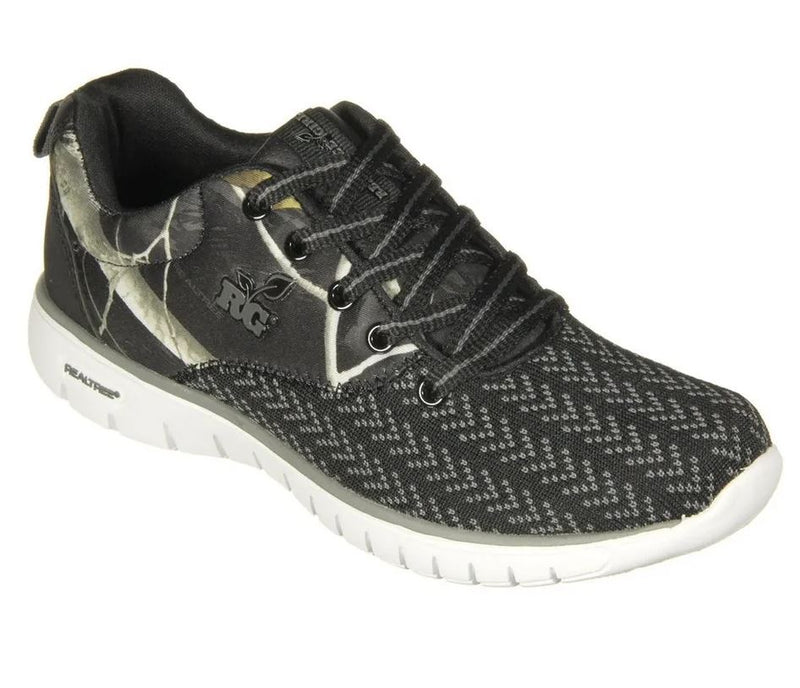 Realtree Women's Lisa Athletic Shoes- BLACK