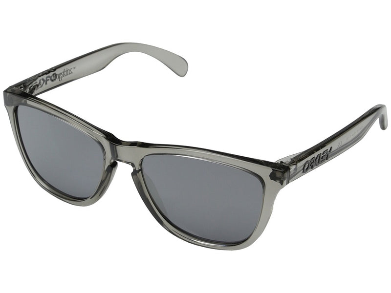 Oakley Men's Frogskins Limited Edition Grey Ink Sunglasses OO9013-05
