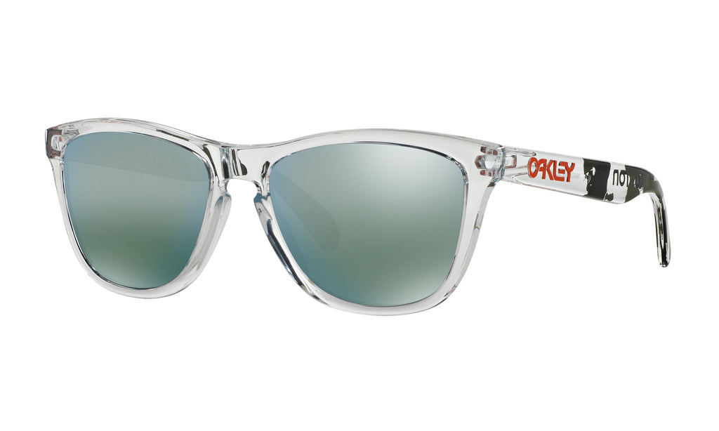 Oakley Men's Frogskins™ Eric Koston Signature Series Sunglasses 24-436