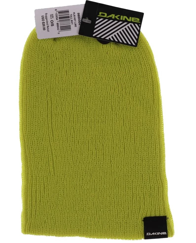 Dakine 8 Tall Boy Beanie HLM Hot Lime