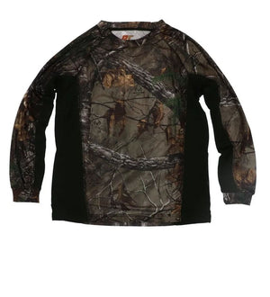 Pursuit Gear Stalker Long Sleeved Tech T-Shirt RealTree Xtra Camo Pattern
