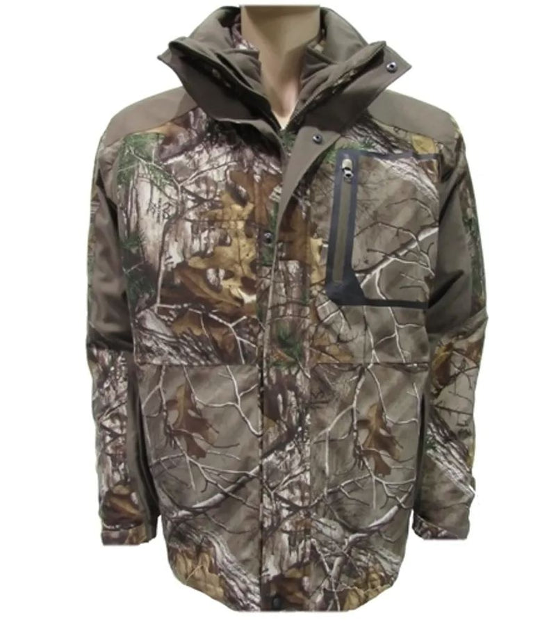 Pursuit Gear Big Game Parka Mossy Oak Country