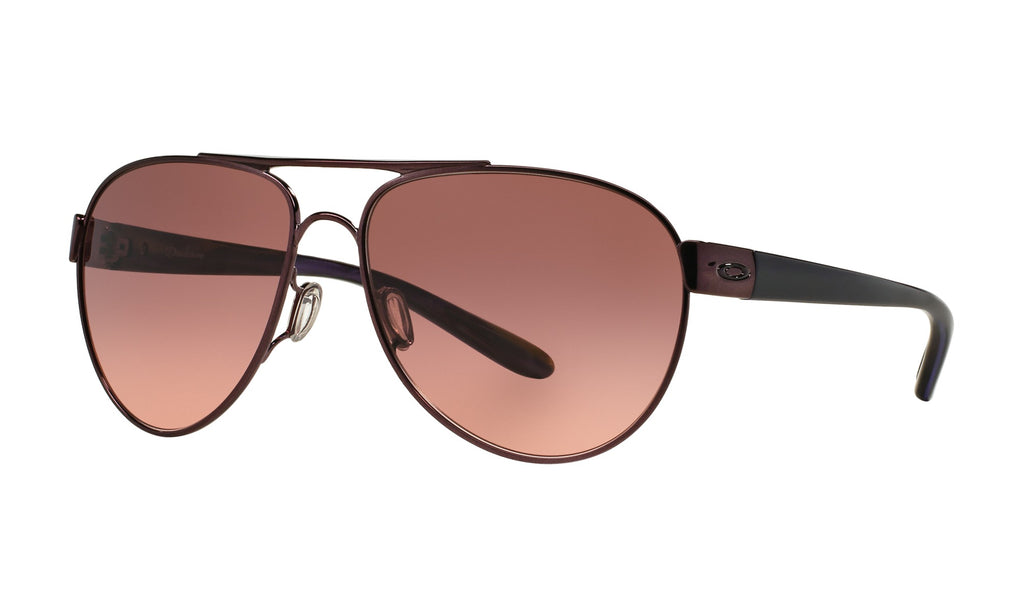 Oakley Women's Disclosure Blackberry Sunglasses OO4110-01